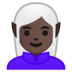 Woman Elf: Dark Skin Tone