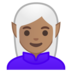 Woman Elf: Medium Skin Tone