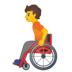 Person in Manual Wheelchair