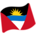 Flag: Antigua & Barbuda