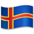 Flag: Åland Islands