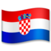 Flag: Croatia