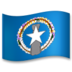 Flag: Northern Mariana Islands
