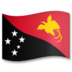 Flag: Papua New Guinea