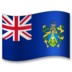 Flag: Pitcairn Islands