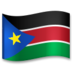 Flag: South Sudan