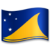 Flag: Tokelau