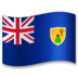 Flag: Turks & Caicos Islands