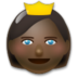 Princess: Dark Skin Tone