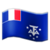 Flag: French Southern Territories