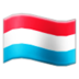 Flag: Luxembourg