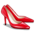 High-Heeled Shoe