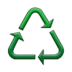 Recycling Symbol for Generic Materials