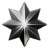 Eight-Pointed Star